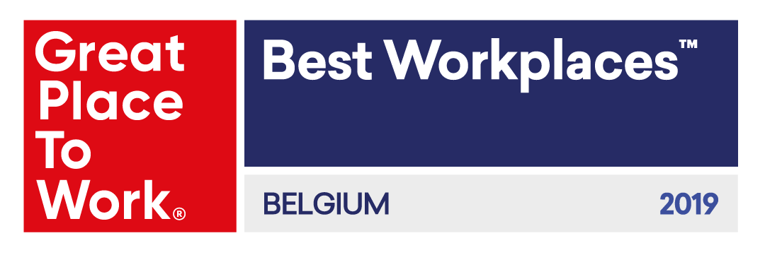 Best Workplaces of Belgium 2019